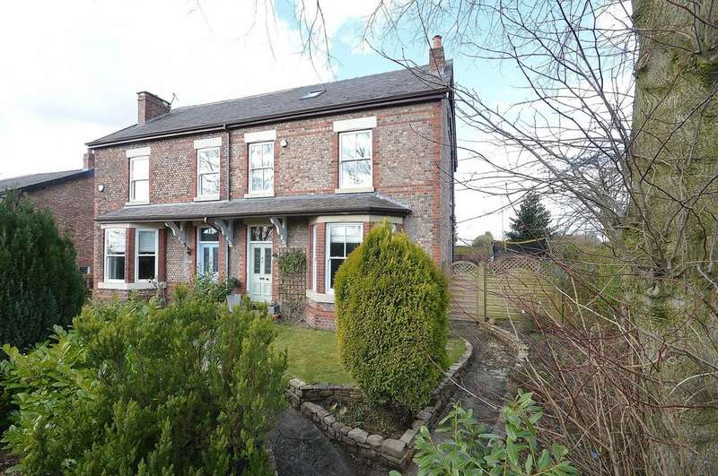 5 Bedrooms Semi Detached House for sale in Station Road, Marple