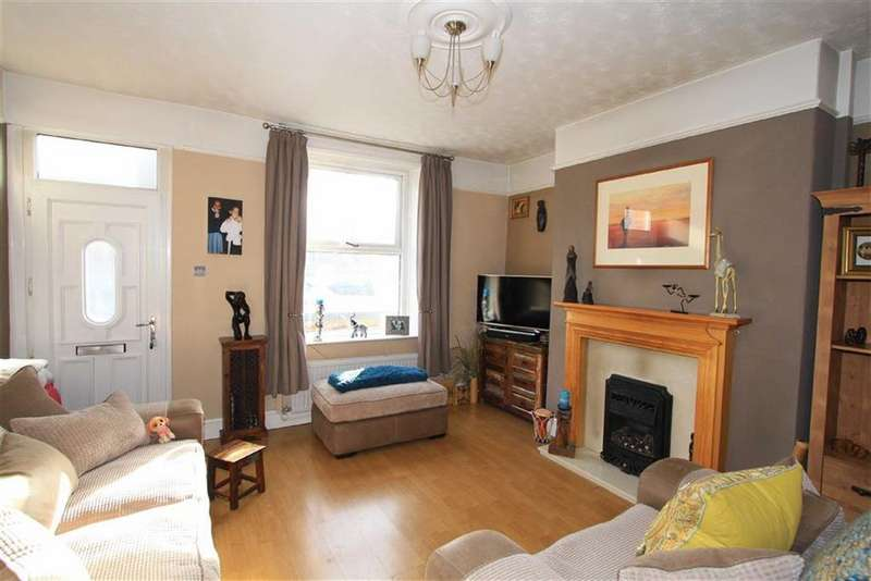 2 Bedrooms Terraced House for sale in 3, Mansfield Road, Bamford, Rochdale, OL11