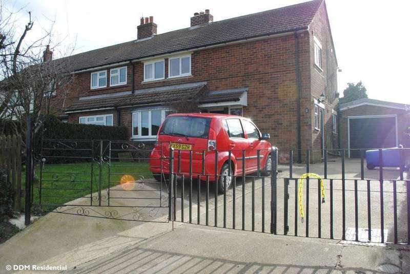 3 Bedrooms Semi Detached House for rent in Monson Road, Northorpe, Gainsborough, Lincolnshire, DN21