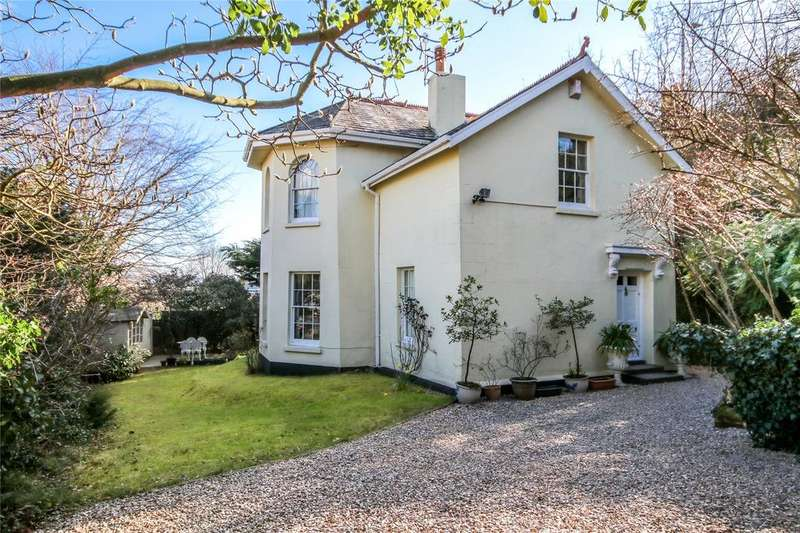 4 Bedrooms Detached House for sale in Lipson Road, Plymouth, Devon, PL4