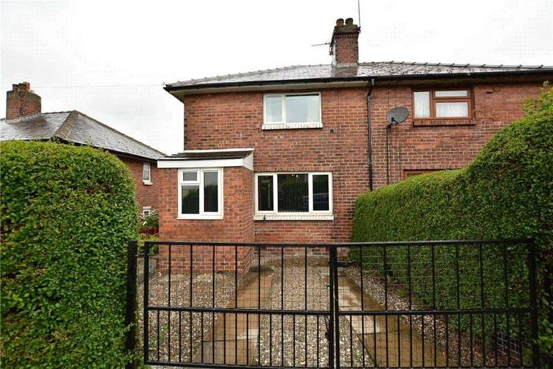 2 Bedrooms Semi Detached House for sale in Fairfield Road, Bramley, Leeds, West Yorkshire