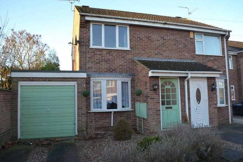 2 Bedrooms House for rent in Milburn Grove, Bingham, Nottinghamshire