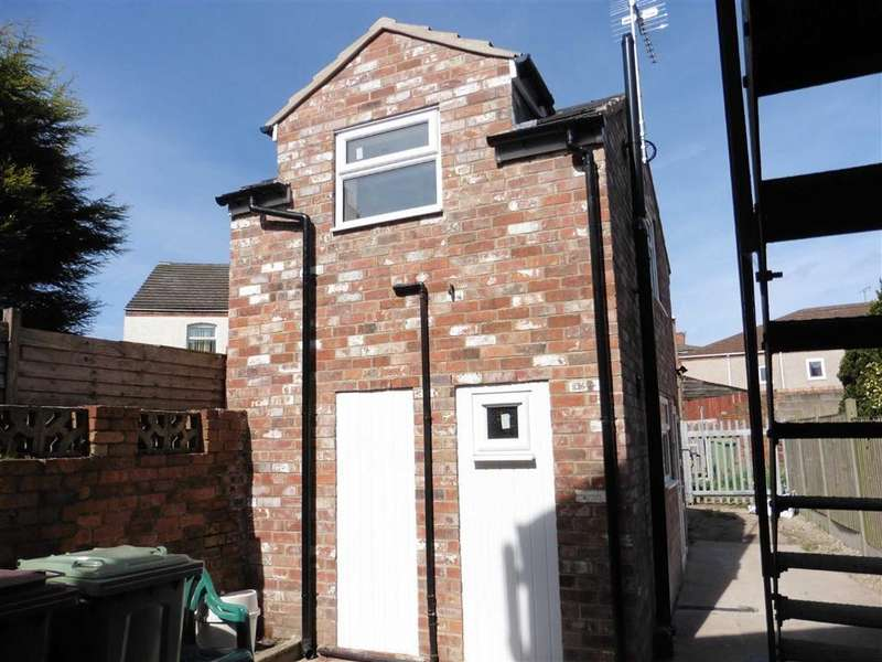 1 Bedroom Cottage House for rent in Thanet Street, Clay Cross, Chesterfield, S45