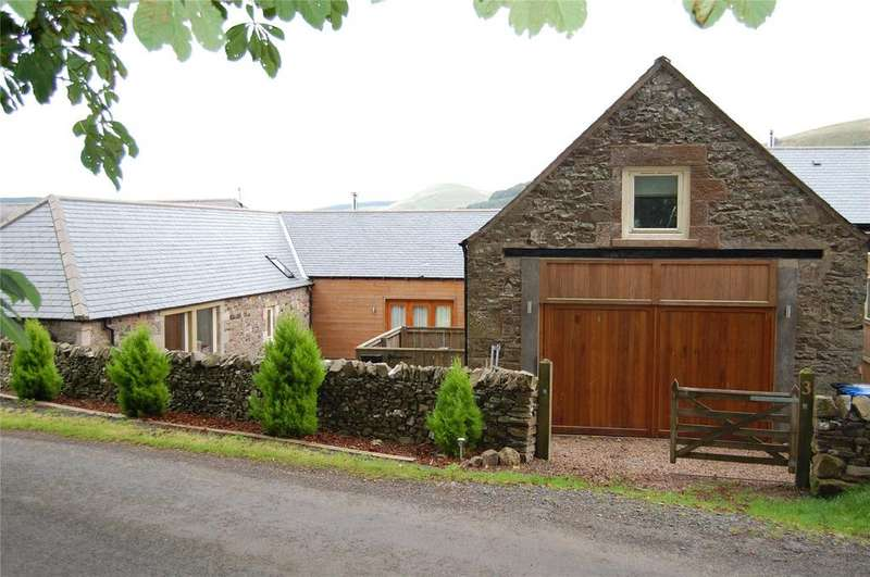 4 Bedrooms House for sale in The Steadings, Swinside, Jedburgh, Scottish Borders