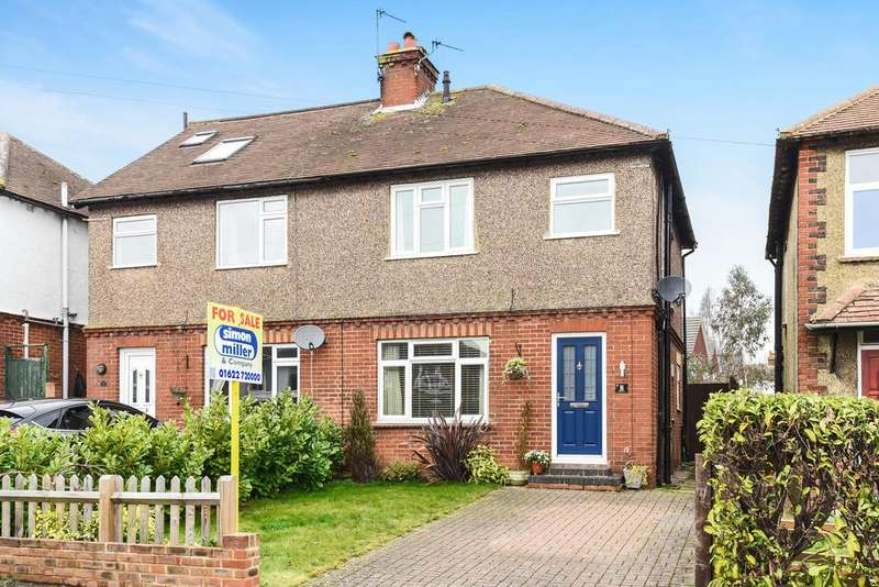 3 Bedrooms Semi Detached House for sale in Heath Grove, Maidstone