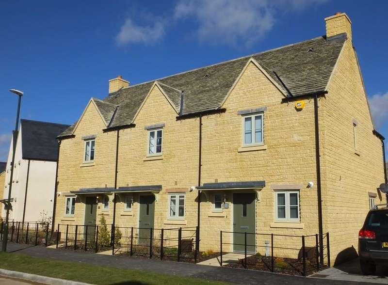 2 Bedrooms Terraced House for sale in Tetbury