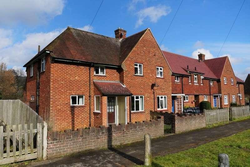 3 Bedrooms End Of Terrace House for sale in Tillingbourne Road, Shalford, Guildford GU4 8EU