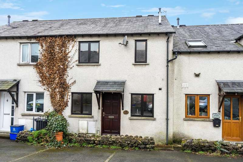 3 Bedrooms Town House for sale in 7 Holmefield, Holme, Carnforth, Lancashire LA6 1RY