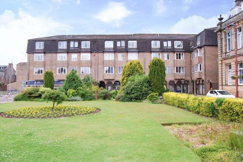2 Bedrooms Flat for rent in Colquhoun Square , Flat 6, Helensburgh , Argyll Bute , G84 8AD