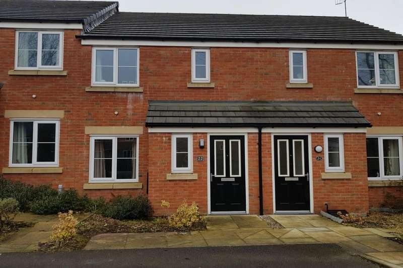 2 Bedrooms Terraced House for sale in Dyehouse Close, Whitworth, Rochdale, OL12