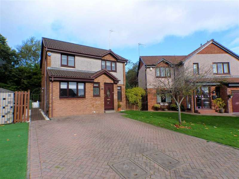 4 Bedrooms Detached House for sale in Mcewan Gardens, Kittochglen, EAST KILBRIDE