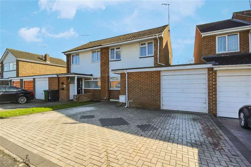 3 Bedrooms Semi Detached House for sale in Cunetio Road, Coleview, Wiltshire