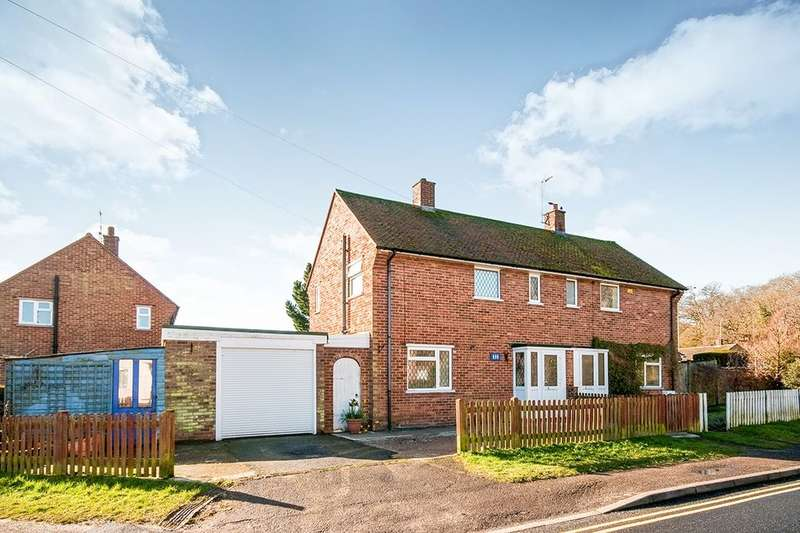 2 Bedrooms Semi Detached House for sale in Southfield, Polegate, BN26
