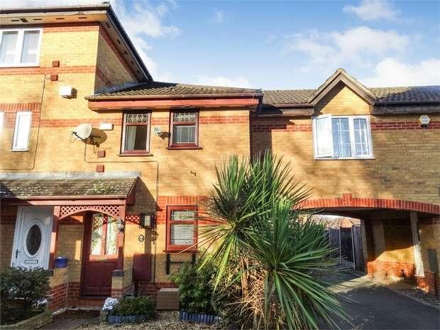 2 Bedrooms Semi Detached House for sale in Cofton Court, Rednal, Birmingham, West Midlands
