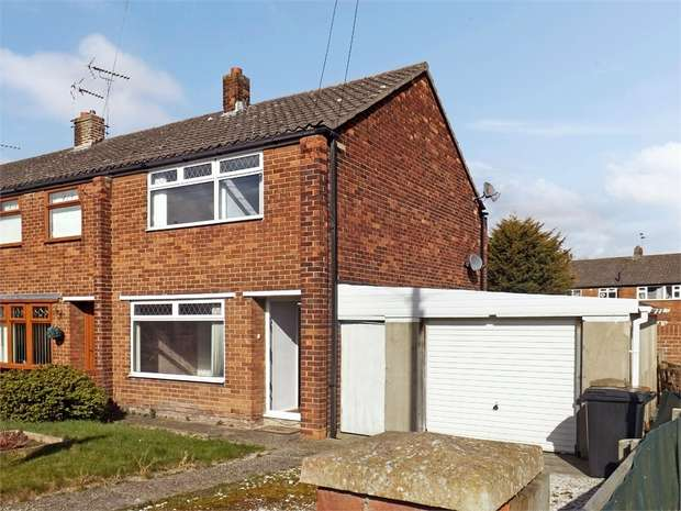 3 Bedrooms Semi Detached House for sale in Corporation Street, Flint