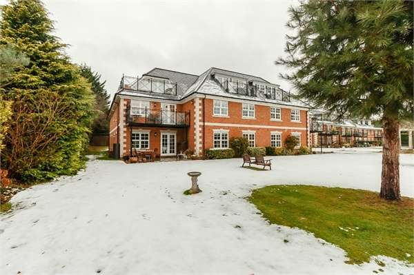2 Bedrooms Flat for sale in Robin Hill, Maidenhead, Berkshire