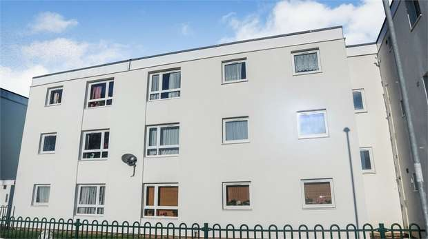 2 Bedrooms Flat for sale in Byfield Road, Northampton