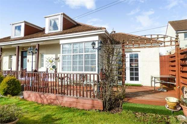 3 Bedrooms Semi Detached Bungalow for sale in Burnbank Road, Ayr