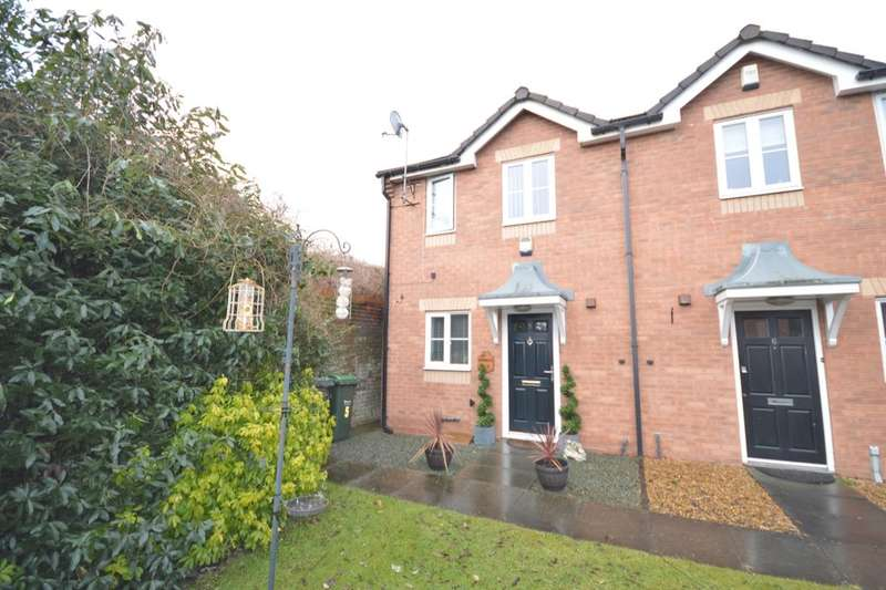 2 Bedrooms Semi Detached House for sale in Christina Court Seagar Street, West Bromwich, B71