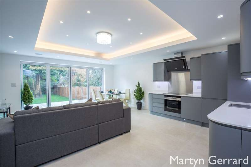 3 Bedrooms Apartment Flat for sale in Langley Park, Mill Hill, London, NW7