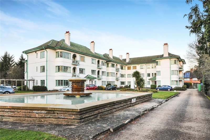 2 Bedrooms Apartment Flat for sale in Pinner Court, Pinner, HA5