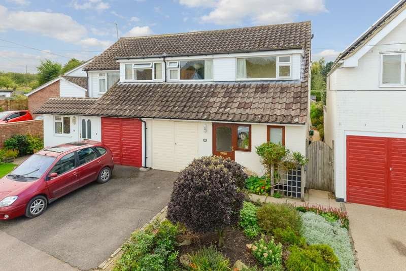4 Bedrooms Semi Detached House for sale in New House Close, Canterbury, CT4