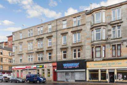 2 Bedrooms Flat for sale in Maryhill Road, St Georges Cross