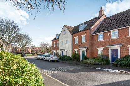 3 Bedrooms Terraced House for sale in Norwich, Norfolk, Norwich