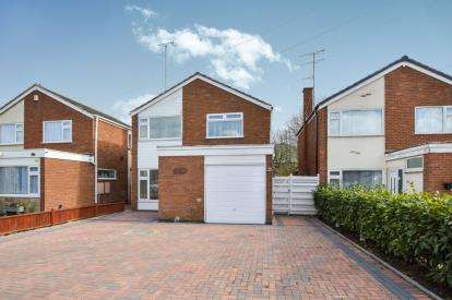 3 Bedrooms Detached House for sale in Cambridge Road, Whetstone, Leicester, Leicestershire