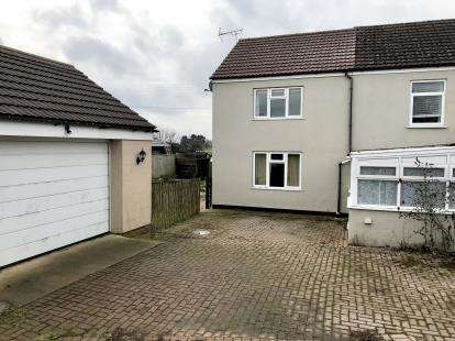 4 Bedrooms Semi Detached House for sale in Willington Road, Kirton End, Boston, Lincolnshire
