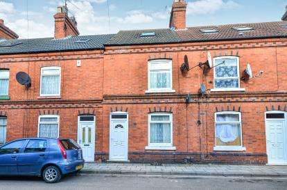 2 Bedrooms End Of Terrace House for sale in Welbeck Street, Sutton In Ashfield, Nottinghamshire, Notts