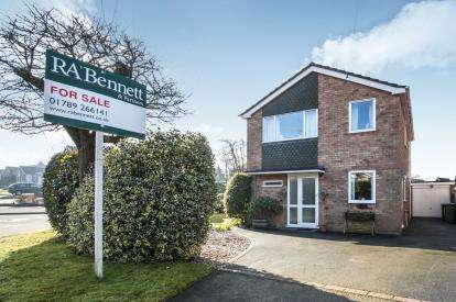 3 Bedrooms Detached House for sale in Blackthorn Road, Stratford-Upon-Avon