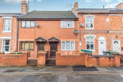 2 Bedrooms Terraced House for sale in New Bank Street, Barbourne, Worcester, Worcestershire