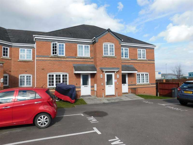 2 Bedrooms Apartment Flat for sale in Glover Road, Castle Donington