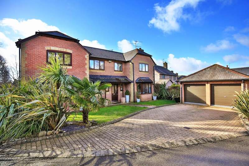 5 Bedrooms Detached House for sale in Maillards Haven, Penarth