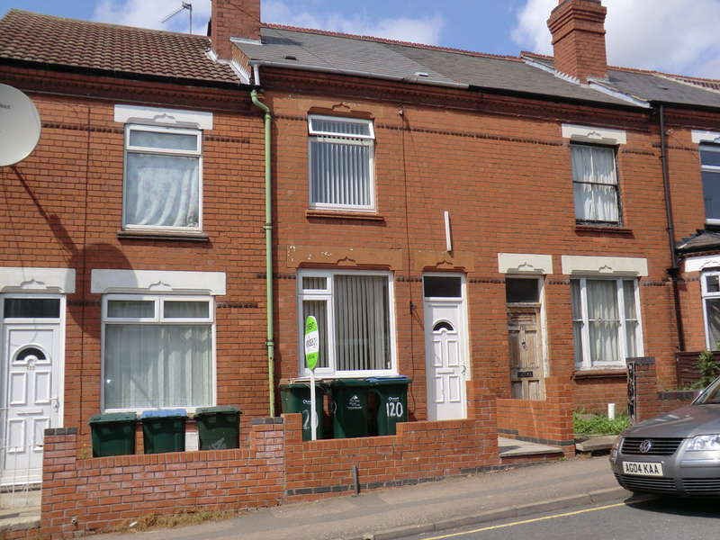 3 Bedrooms Terraced House for sale in Humber Avenue, Stoke, Coventry