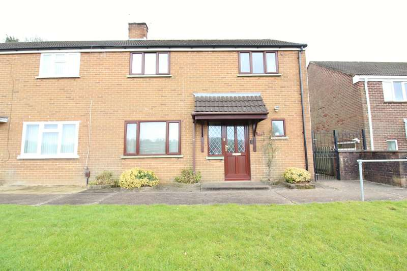 3 Bedrooms Semi Detached House for sale in Ringland Circle, Newport, NP19