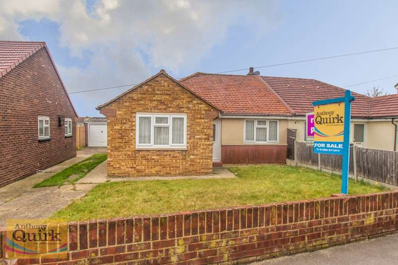 3 Bedrooms Semi Detached Bungalow for sale in Linden Way, Canvey Island, SS8