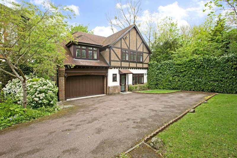 5 Bedrooms Detached House for rent in Ash Close Stanmore HA7