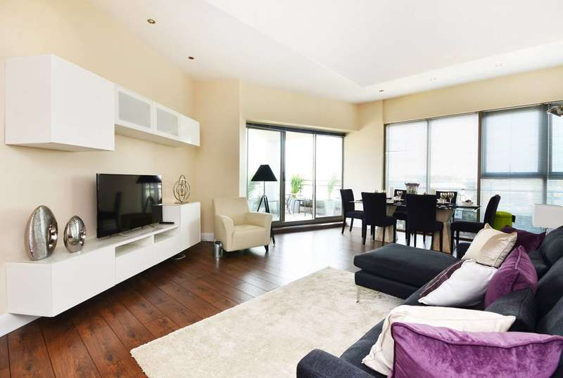 2 Bedrooms Flat for rent in City Road, City, EC1V