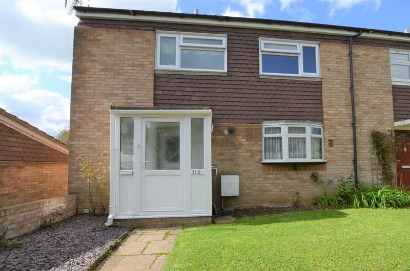 3 Bedrooms Semi Detached House for sale in Greenhills, Harlow CM20