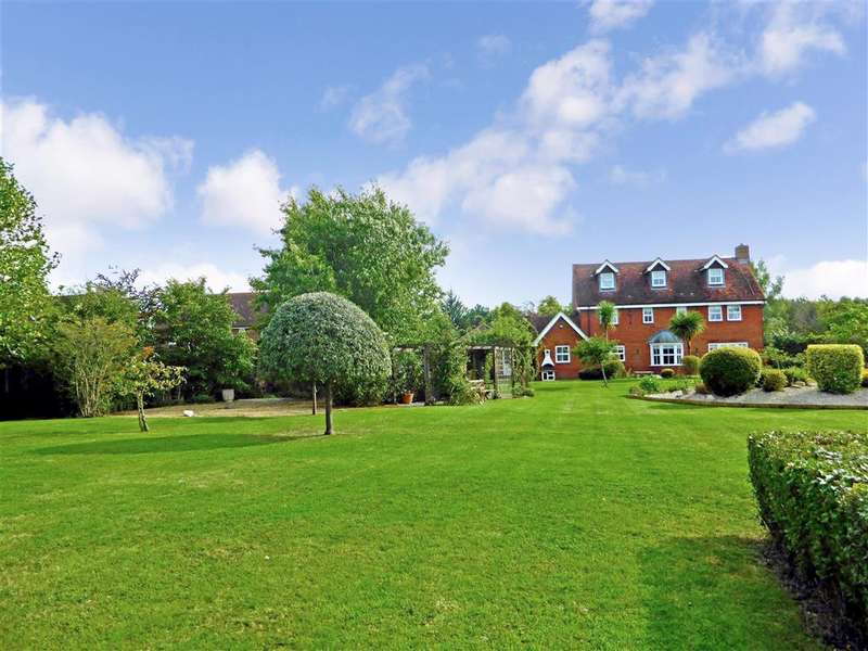 5 Bedrooms Detached House for sale in Molehill Road, , Chestfield, Whitstable, Kent