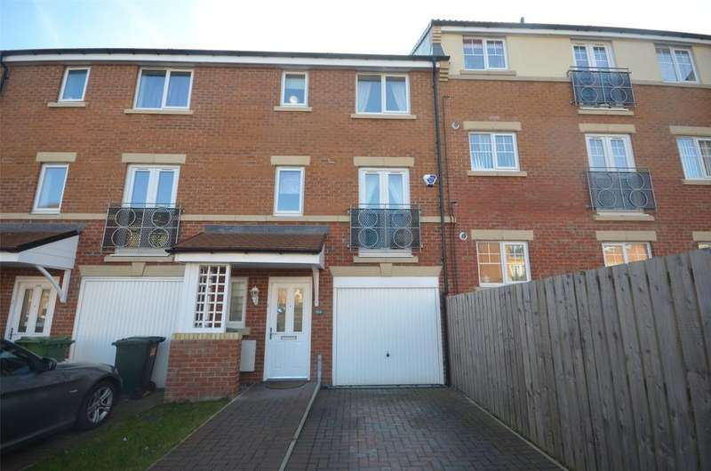4 Bedrooms Terraced House for sale in St James Village