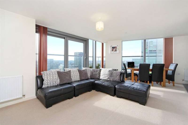2 Bedrooms Flat for sale in Laban Walk, London, SE8