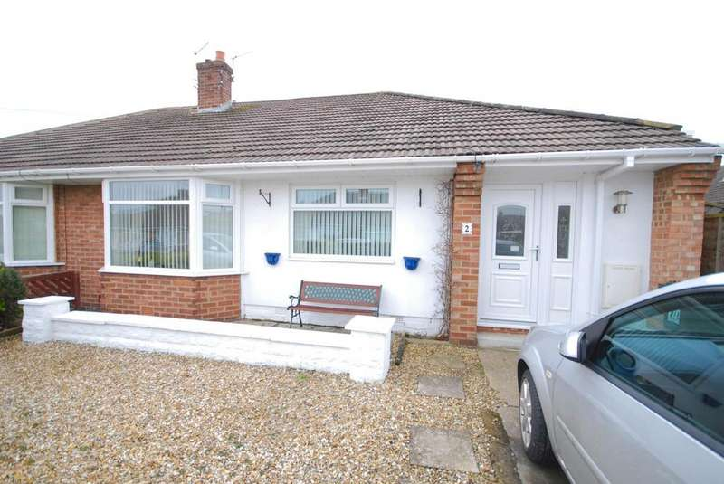 3 Bedrooms Bungalow for sale in Ovingham Gardens, Wideopen