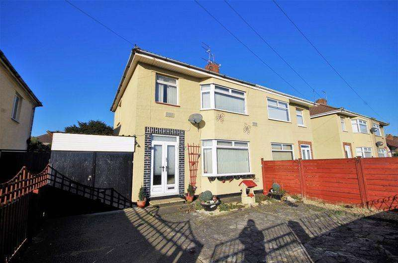 3 Bedrooms Semi Detached House for sale in Gloucester Road, Patchway, Bristol