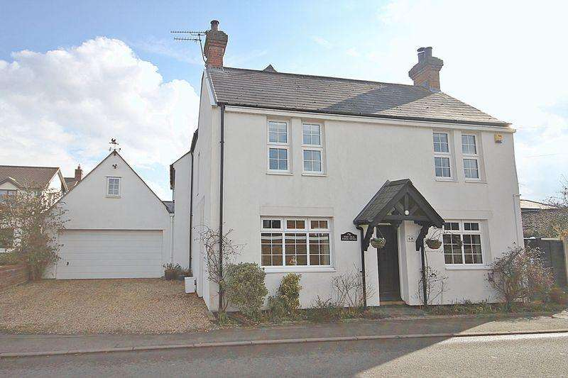 4 Bedrooms Detached House for sale in High Street, Greenfield