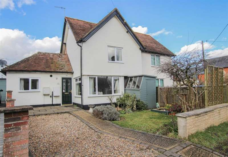 1 Bedroom Semi Detached House for sale in Nup End Lane, Wingrave, Aylesbury, HP22 4PX
