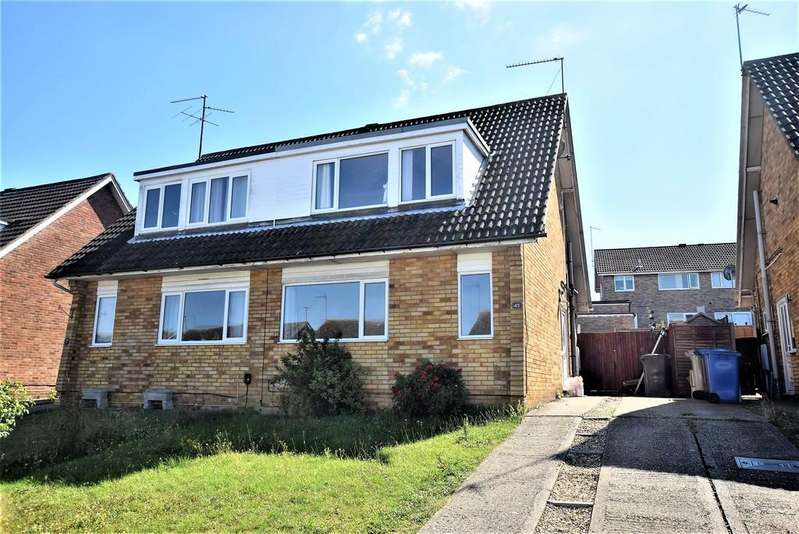 3 Bedrooms Semi Detached House for rent in St Anthonys Road, Kettering