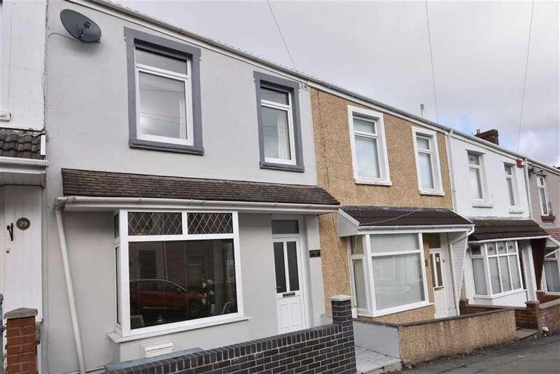 3 Bedrooms Terraced House for sale in Monterey Street, Manselton Swansea, Swansea
